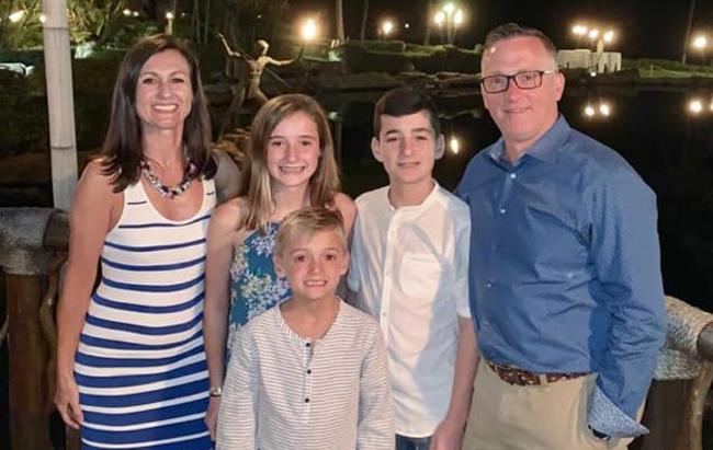 SM Christopher & Family