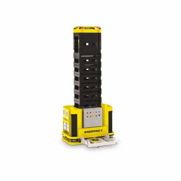JS125, 140 Ton, Jack-Up System