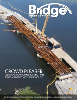 Bridge Engineering & Design Cover August