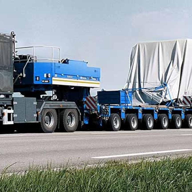 Goldhofer Heavy Duty Modular Transporter1-sm